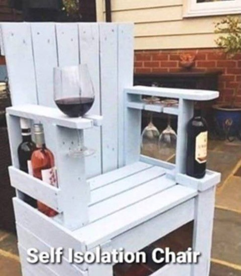 Self Isolation Chair