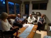 13 - Barb & David C, Marie McC, Judy McA