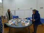 Norm & Margaret De Valle & the books