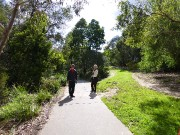 September 2015 Walk Gardiners Creek
