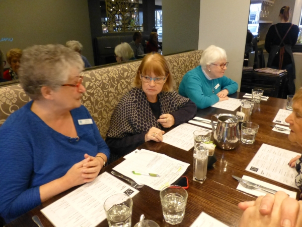 Photos - Category: 20180819 Brunch Cafe 57 - Image: 1 - Lynda R
